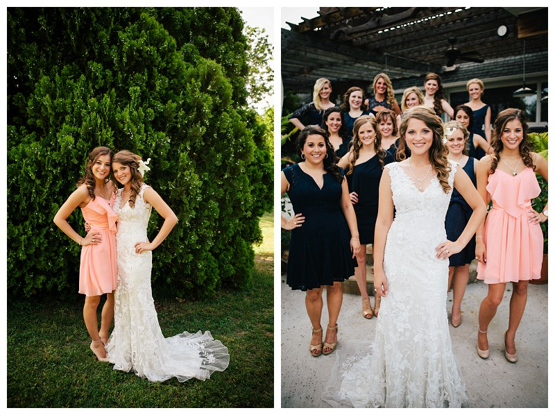A Glamorous Outdoor Spring Wedding in Fairview Texas | Wedding Photos by Mary Cyrus Photography - Serving Dallas, Texas & Beyond