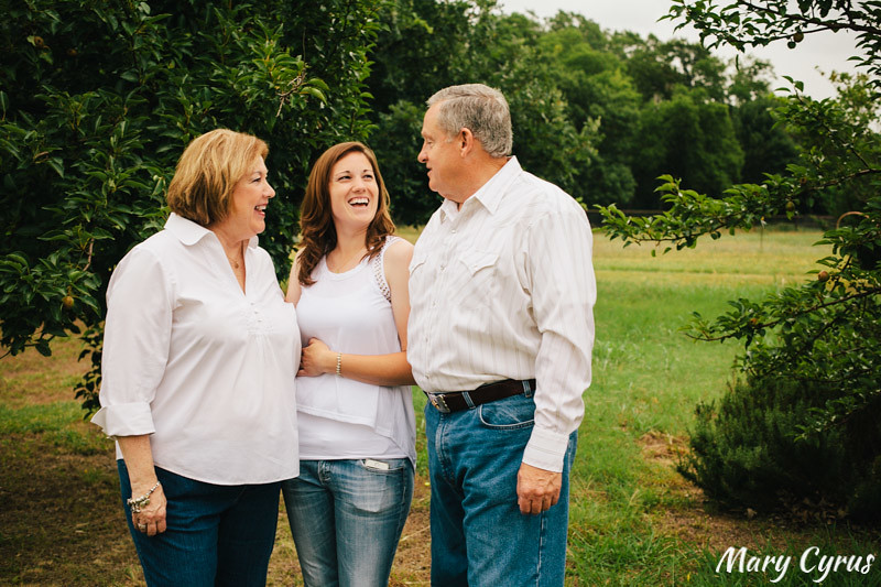 Extended Family Portraits in Anna, Texas by Mary Cyrus Photography