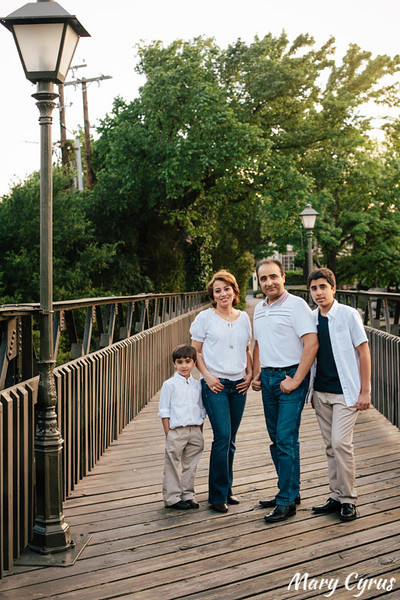 Highland Park Family Portraits by Mary Cyrus Photography
