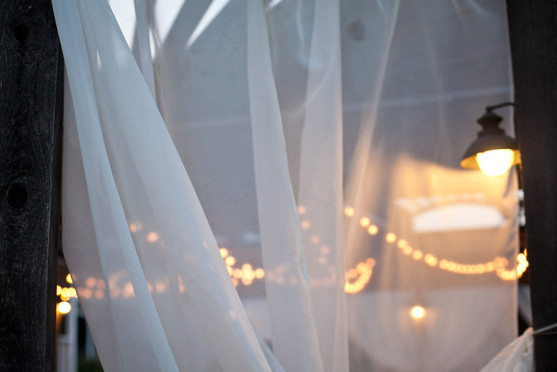 Curtains & twinkle lights at a Chestnut Square wedding in McKinney | Wedding Photography in Dallas, Texas & Beyond by Mary Cyrus