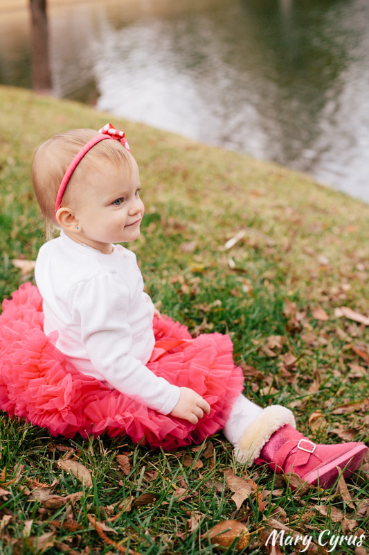 Portraits of an adorable two-year-old in Allen, Texas | ©Mary Cyrus Photography - Portraits & Weddings in Dallas & Beyond
