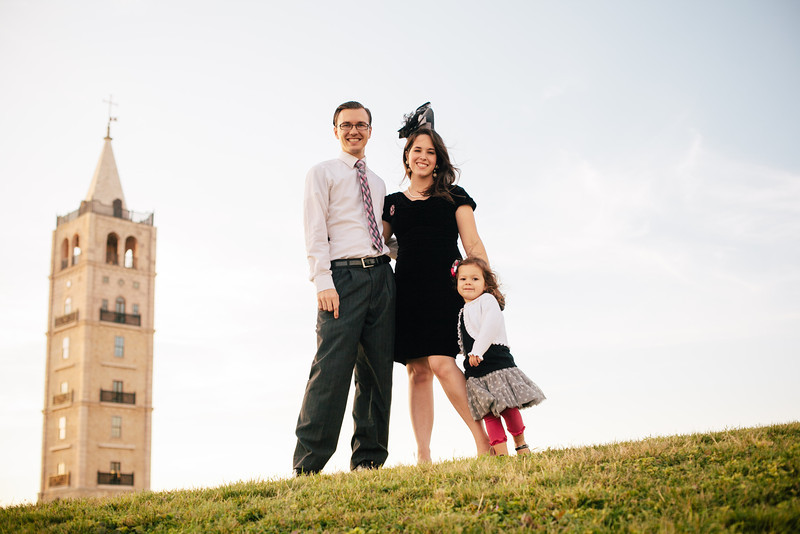 The 'D' Family at Adriatica | Portrait Photography by Mary Cyrus in Dallas, TX & Beyond