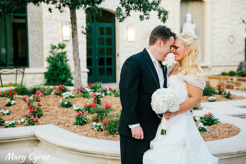 Christen & Joe's Downtown Fort Worth Wedding at St Patrick Cathedral