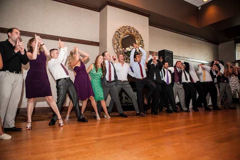 An Aggie Whoop at Jen & Michael's Lindale & Hideaway, Texas Wedding | ©Mary Cyrus Photography - Portraits & Weddings in Dallas & Beyond
