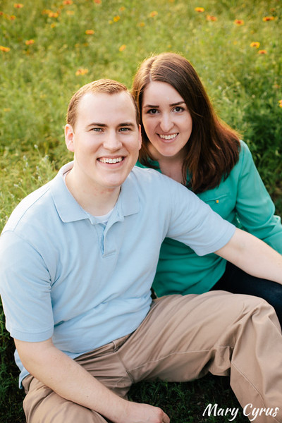 Family portraits at Dayspring Nature Preserve in Allen, TX by Mary Cyrus Photography